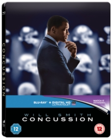Concussion, Blu-ray BluRay
