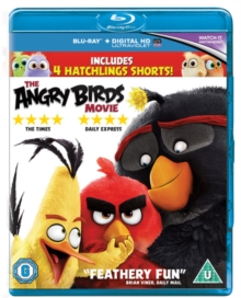 The Angry Birds Movie, Blu-ray BluRay