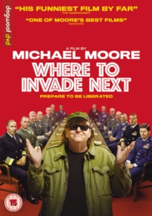 Where to Invade Next, DVD DVD
