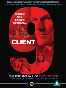 Client 9 - The Rise and Fall of Eliot Spitzer, DVD  DVD