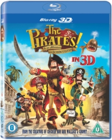 The Pirates! In an Adventure With Scientists, Blu-ray BluRay