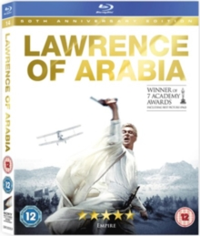 Lawrence of Arabia, Blu-ray  BluRay