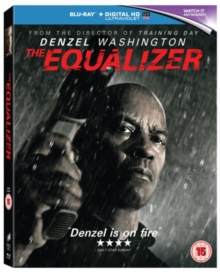 The Equalizer, Blu-ray BluRay