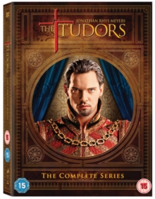 The Tudors: The Complete Series, DVD DVD