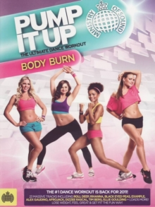 Ministry of Sound's Pump It Up: Body Burn, DVD  DVD