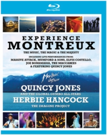 Experience Montreux, Blu-ray BluRay