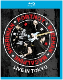 PSMS: Live in Tokyo, Blu-ray BluRay