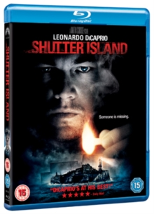 Shutter Island, Blu-ray  BluRay