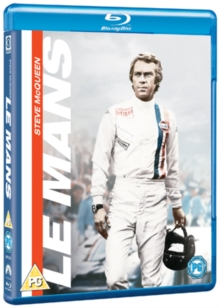 Le Mans, Blu-ray  BluRay
