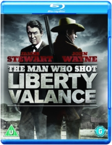 The Man Who Shot Liberty Valance, Blu-ray BluRay