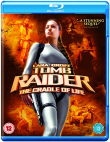 Lara Croft - Tomb Raider: The Cradle of Life, Blu-ray  BluRay