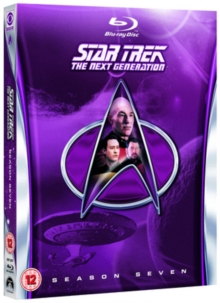 Star Trek the Next Generation: The Complete Season 7, Blu-ray  BluRay