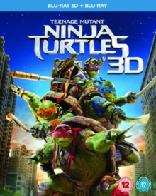 Teenage Mutant Ninja Turtles, Blu-ray  BluRay