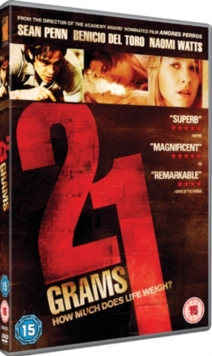 21 Grams, DVD  DVD
