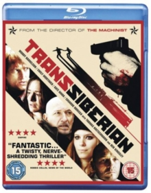 Transsiberian, Blu-ray  BluRay