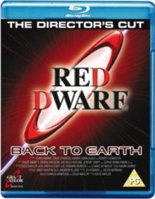 Red Dwarf: Back to Earth, Blu-ray  BluRay