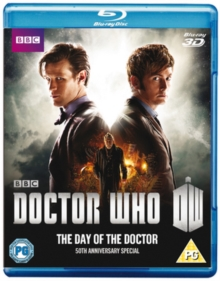 Doctor Who: The Day of the Doctor, Blu-ray  BluRay