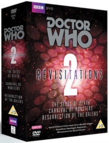 Doctor Who: Revisitations 2, DVD  DVD