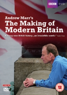 Andrew Marr's the Making of Modern Britain, DVD  DVD