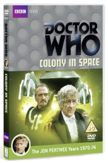 Doctor Who: Colony in Space, DVD  DVD