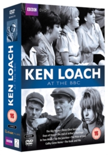 Ken Loach at the BBC, DVD  DVD