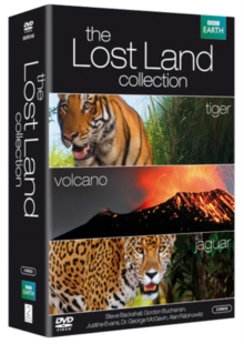 Lost Land, DVD  DVD