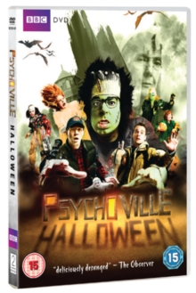 Psychoville: Halloween Special, DVD  DVD