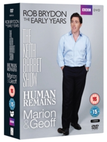 Rob Brydon: The Early Years, DVD  DVD
