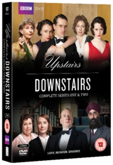 Upstairs Downstairs: Series 1 and 2, DVD  DVD