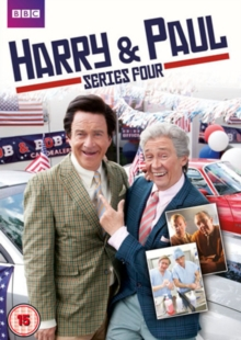 Harry and Paul: Series 4, DVD  DVD