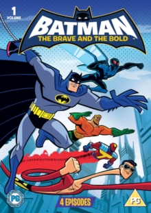 Batman - The Brave and the Bold: Volume 1, DVD  DVD