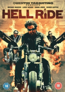 Hell Ride, DVD  DVD