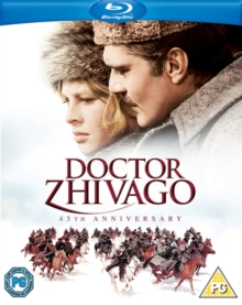 Doctor Zhivago, Blu-ray  BluRay