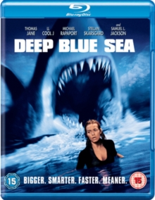Deep Blue Sea, Blu-ray  BluRay