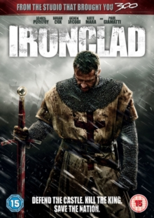 Ironclad, DVD  DVD