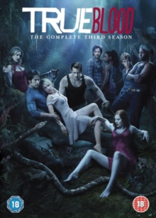 True Blood: The Complete Third Season, DVD DVD