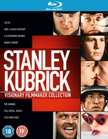 Stanley Kubrick Collection, Blu-ray  BluRay