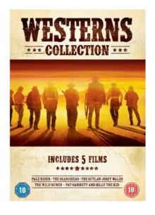 Western Collection, DVD  DVD