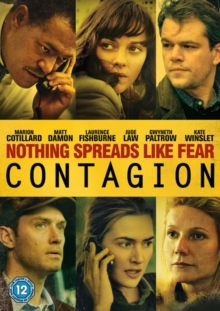 Contagion, DVD  DVD