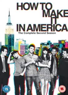How to Make It in America: The Complete Second Season, DVD DVD
