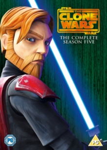 Star Wars - The Clone Wars: The Complete Season 5, DVD DVD