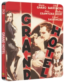 Grand Hotel, Blu-ray  BluRay