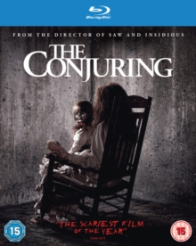 The Conjuring, Blu-ray BluRay