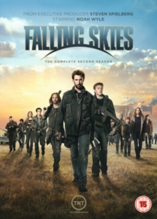 Falling Skies: The Complete Second Season, DVD DVD