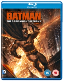 Batman: The Dark Knight Returns - Part 2, Blu-ray  BluRay