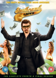 Eastbound & Down: The Complete Fourth and Final Season, DVD DVD