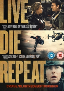 Edge of Tomorrow, DVD  DVD