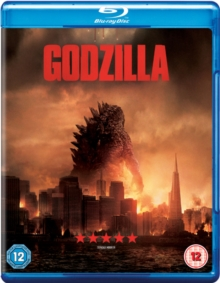 Godzilla, Blu-ray  BluRay