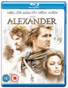 Alexander, Blu-ray  BluRay
