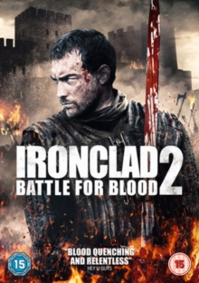 Ironclad 2 - Battle for Blood, DVD  DVD
